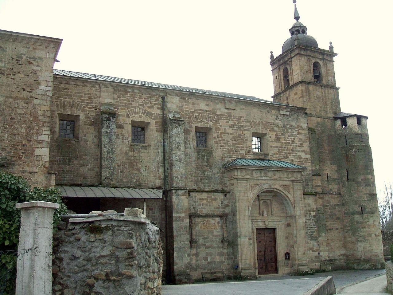 La Comisión de Patrimonio autoriza la restauración del campanario del Monasterio de la Anunciada, en Villafranca del Bierzo 1