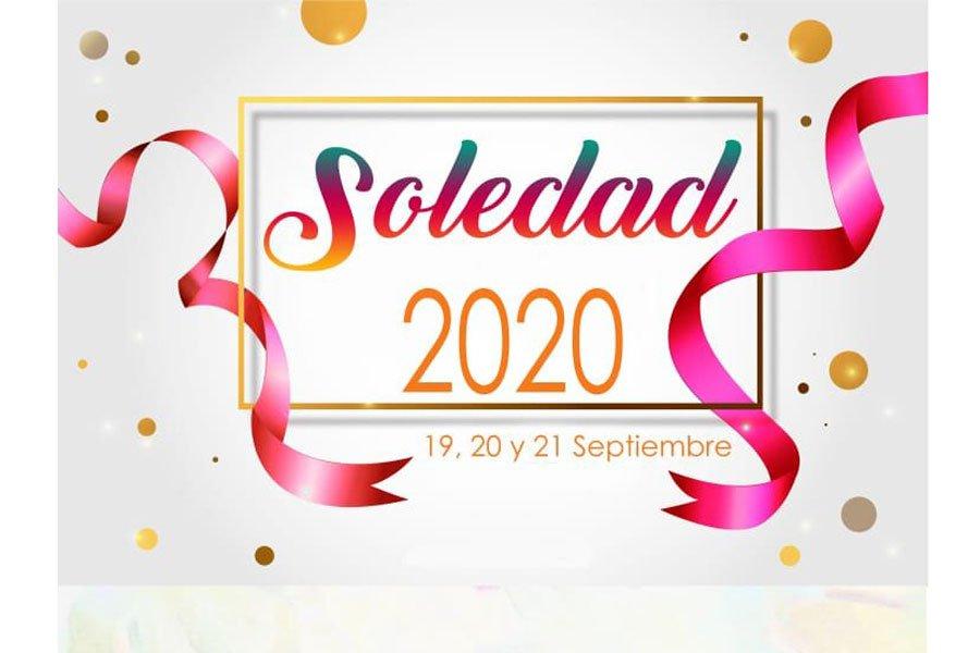 Celebración de La Soledad 2020 en Camponaraya 1