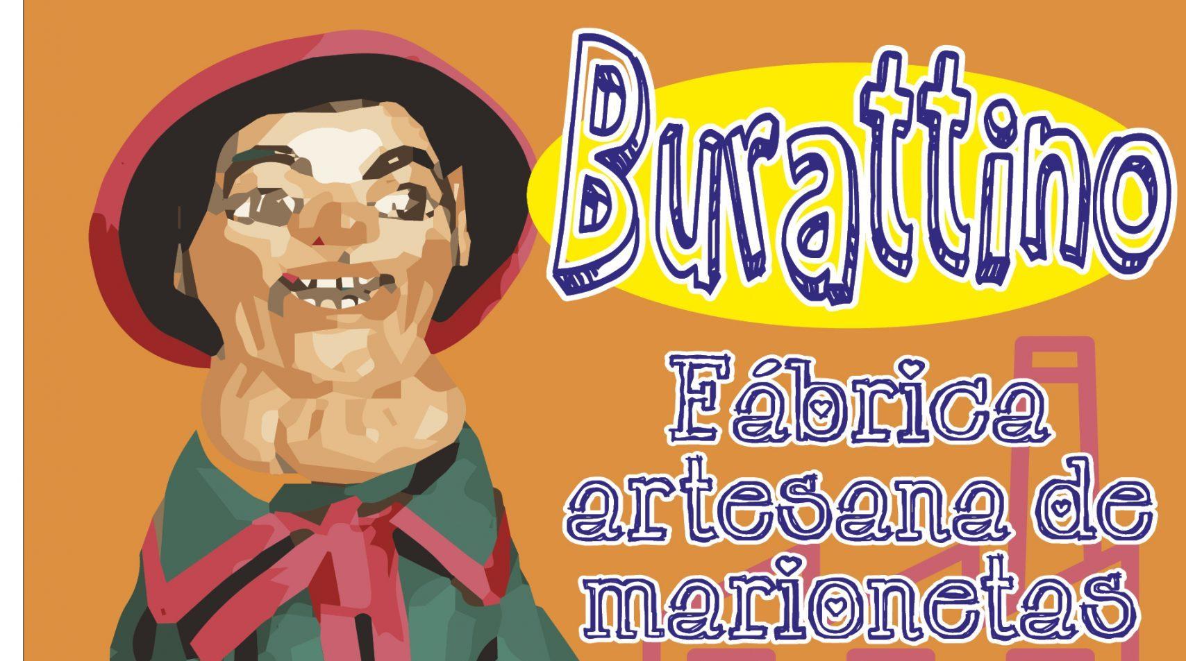 """Nath teatro presenta este fin de semana su obra """"Burattino, Fábrica internacional de marionetas"""" en bembibre y Camponaraya 1"""