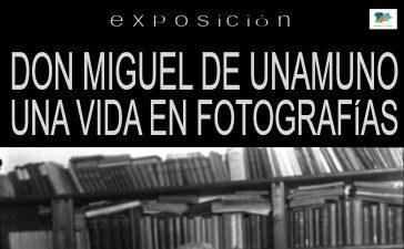 La exposición 'Don Miguel de Unamuno, una vida en fotografías' se puede visitar en el Campus ponferradino 4