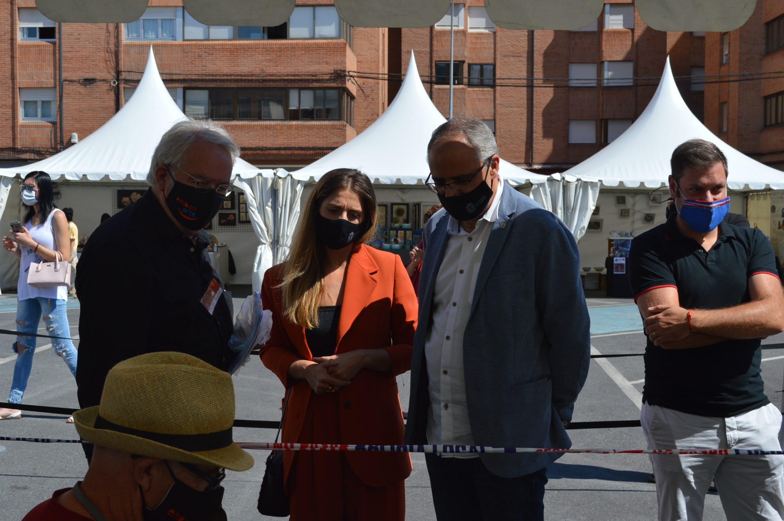 Inaugurada la 39 edición de la Feria de la Cerámica y Embarrarte 17