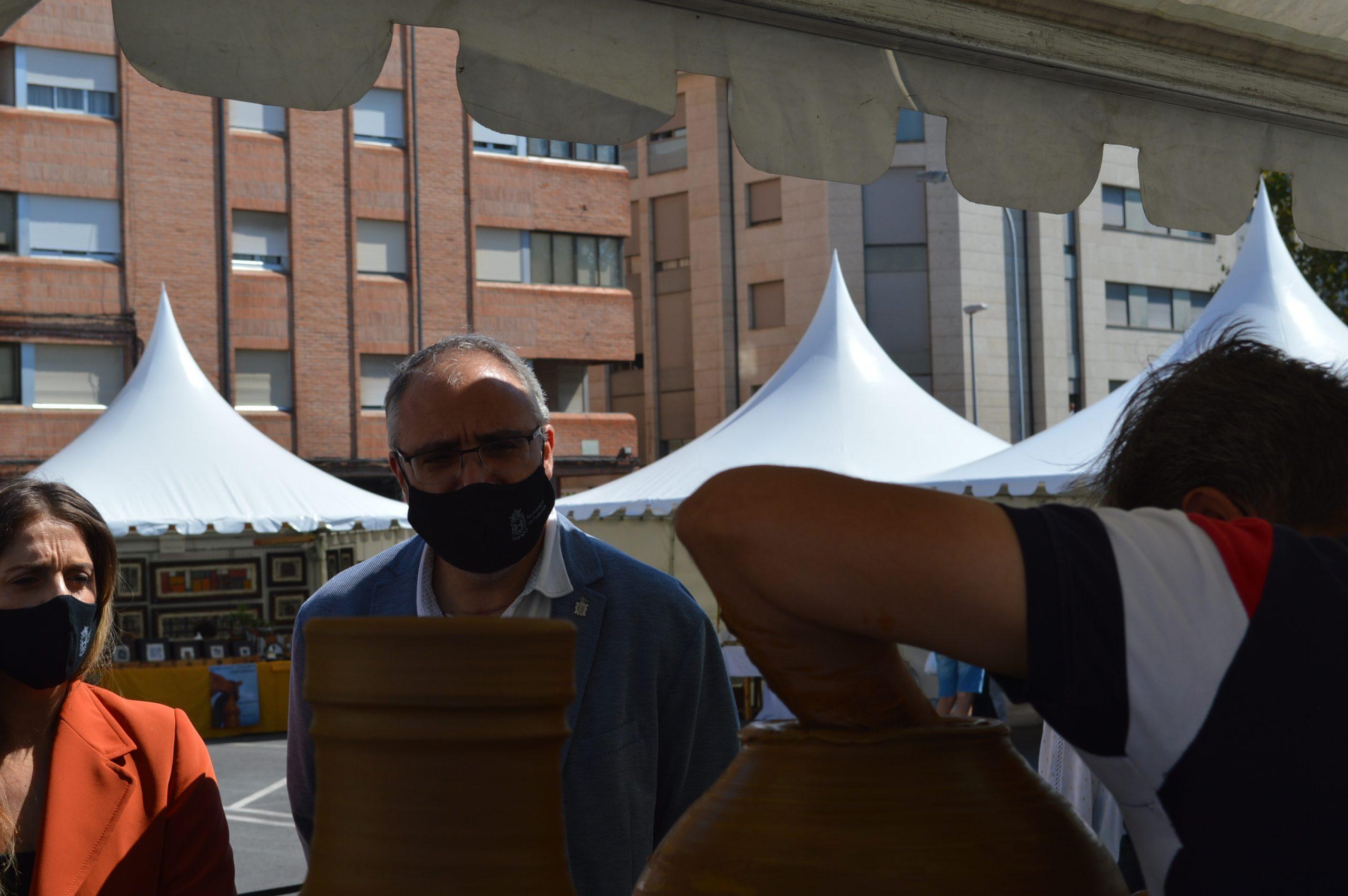 Inaugurada la 39 edición de la Feria de la Cerámica y Embarrarte 19