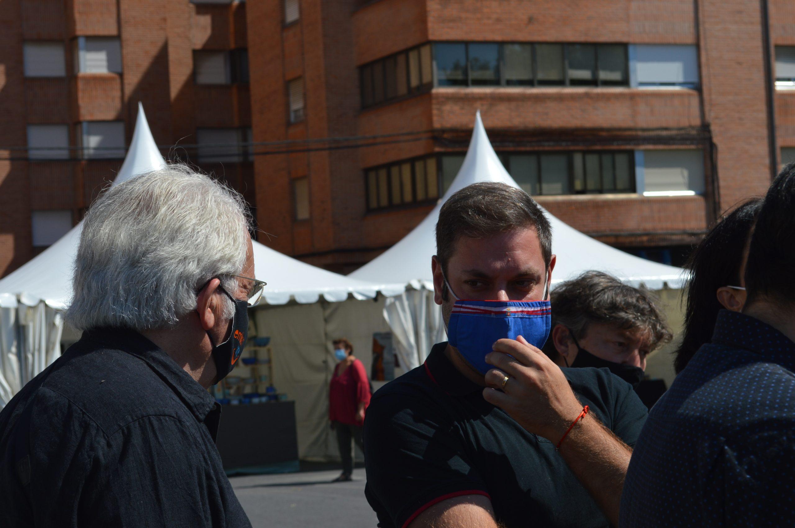 Inaugurada la 39 edición de la Feria de la Cerámica y Embarrarte 2