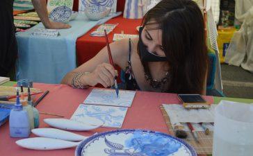 Inaugurada la 39 edición de la Feria de la Cerámica y Embarrarte 5