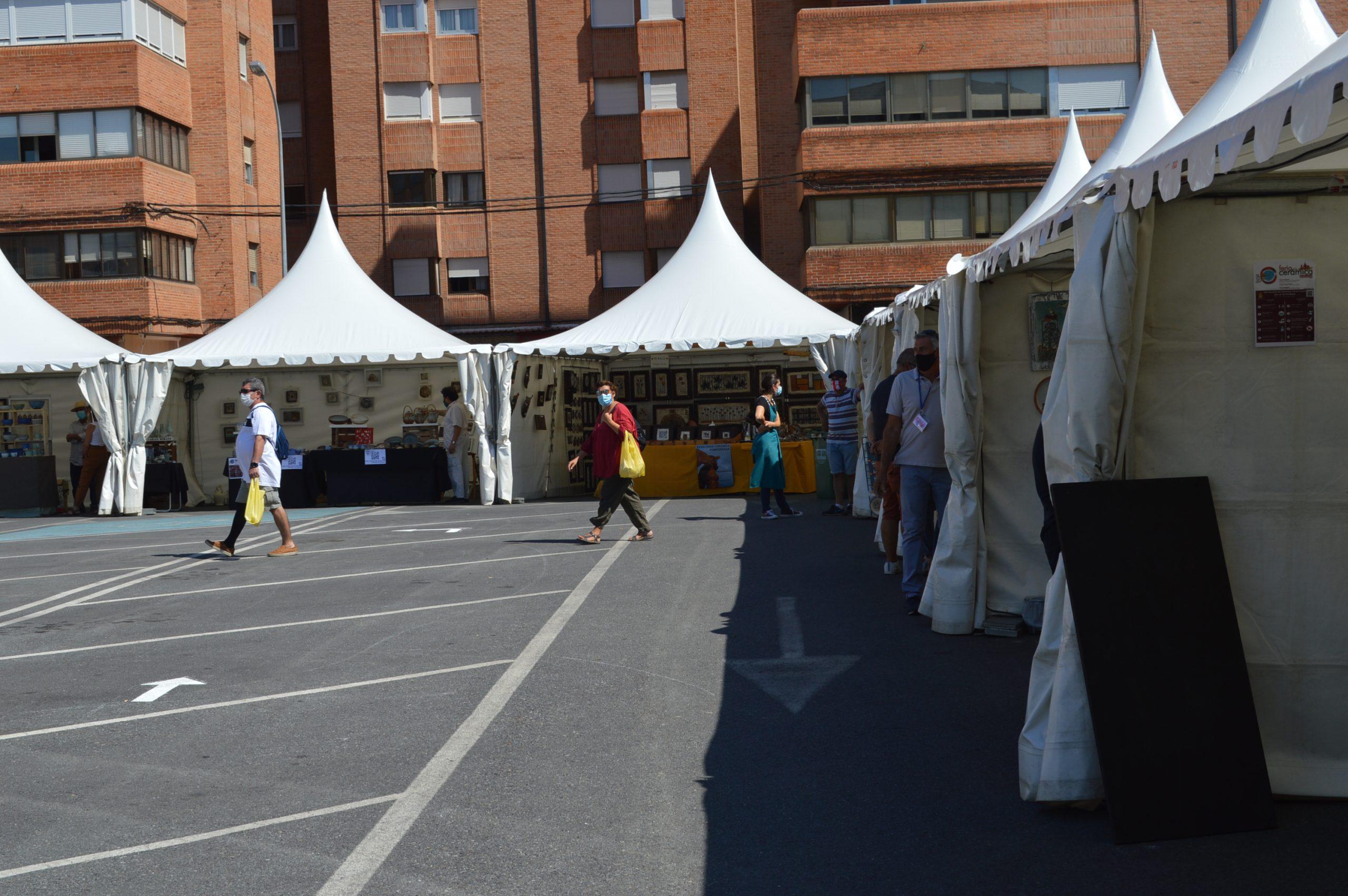 Inaugurada la 39 edición de la Feria de la Cerámica y Embarrarte 14