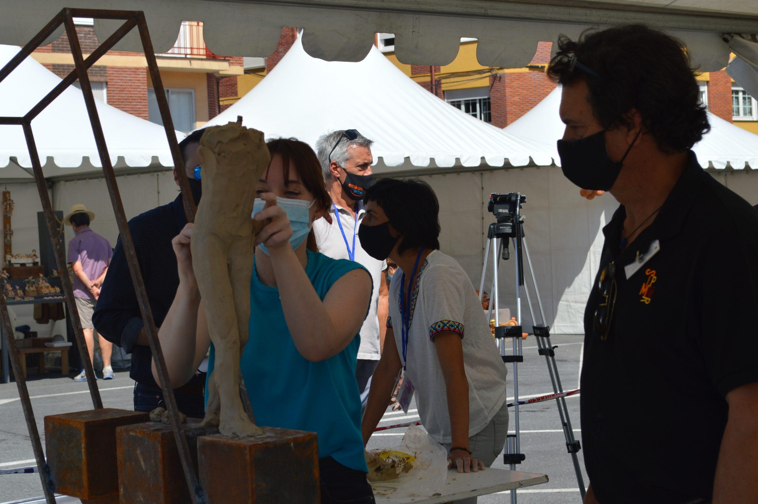 Inaugurada la 39 edición de la Feria de la Cerámica y Embarrarte 15