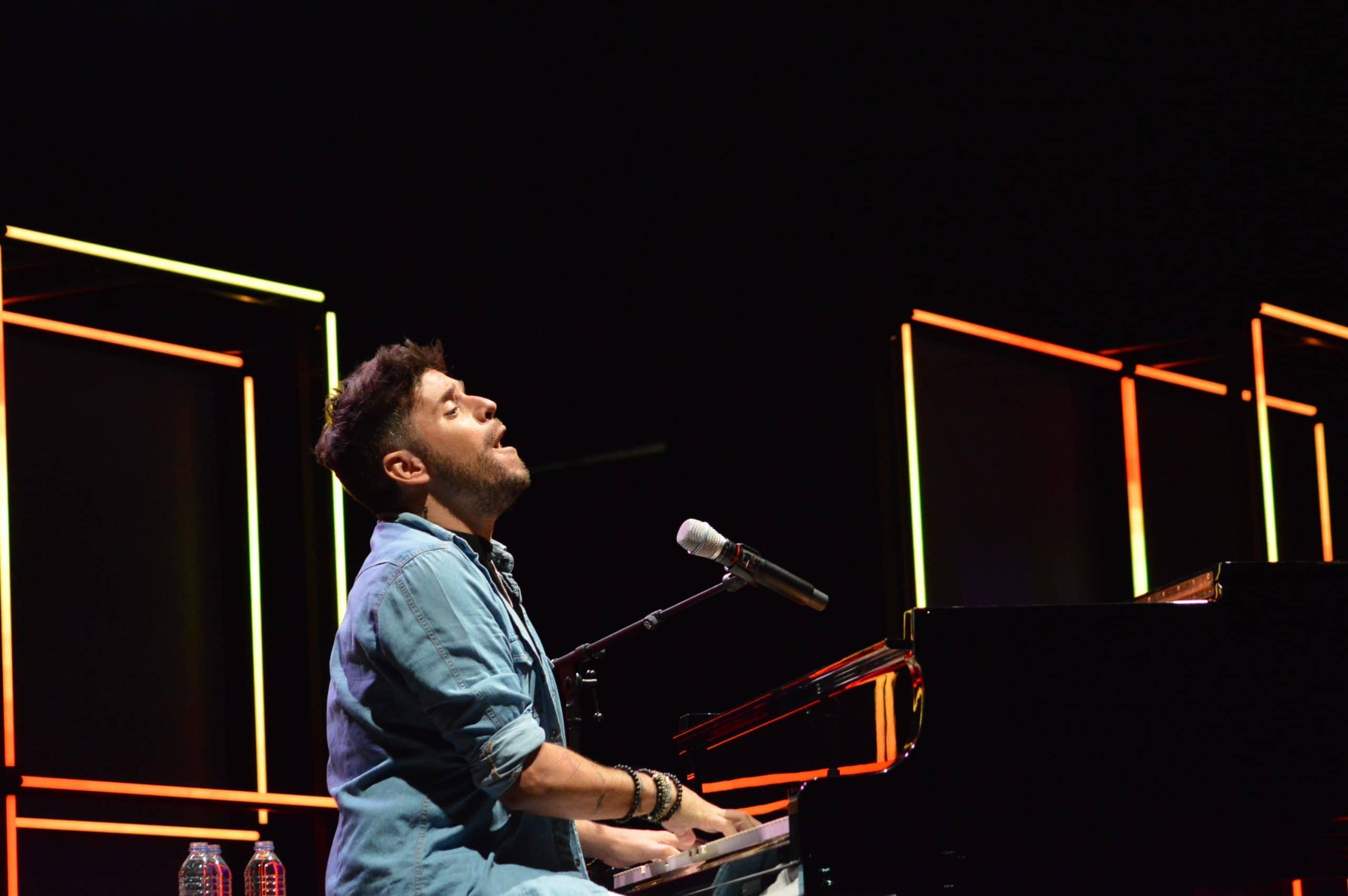La gira 'López, piano y voz' de Pablo López pone el broche final a las fiestas de la Encina que nunca hubiéramos querido vivir 20
