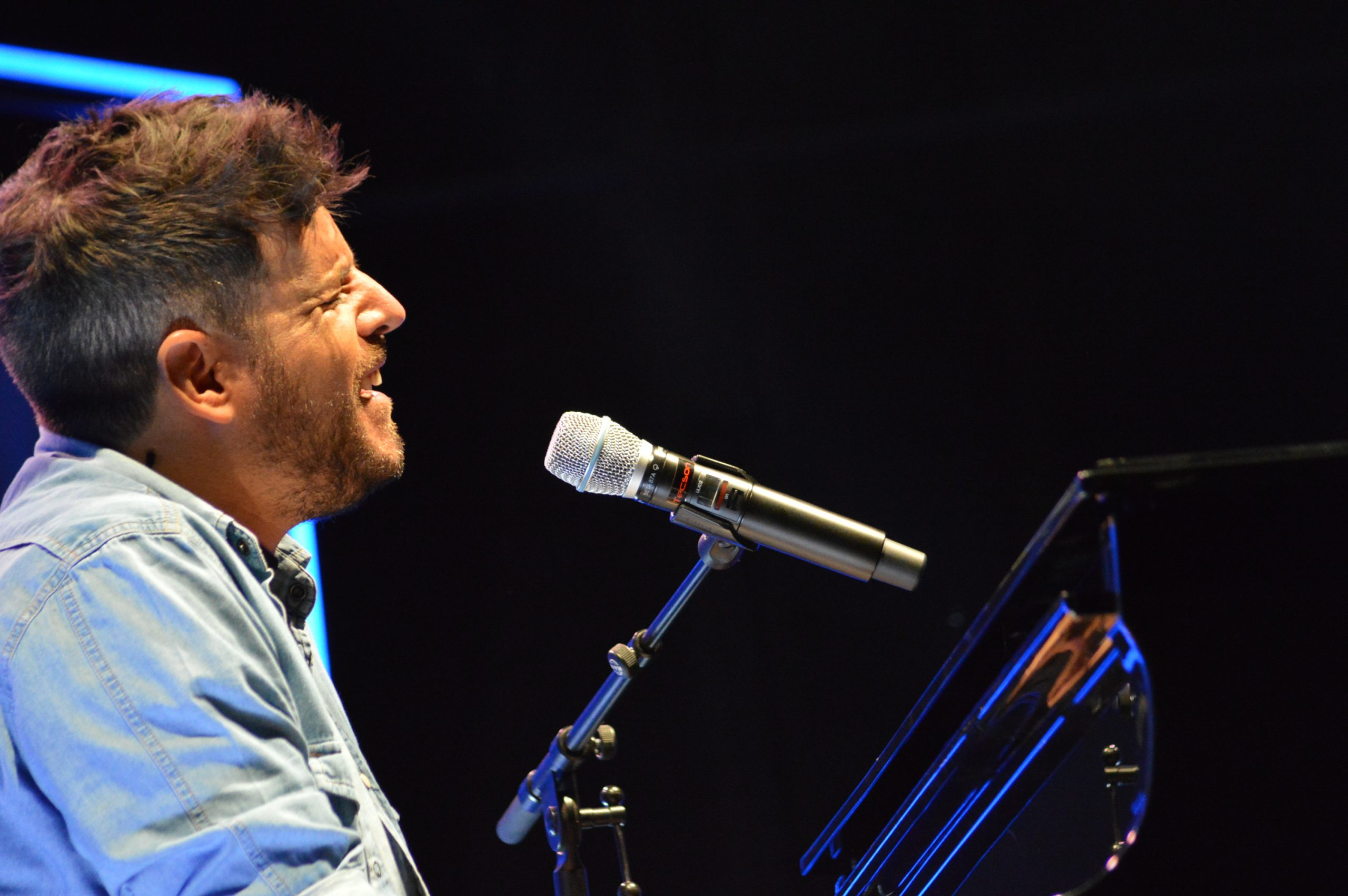 La gira 'López, piano y voz' de Pablo López pone el broche final a las fiestas de la Encina que nunca hubiéramos querido vivir 8
