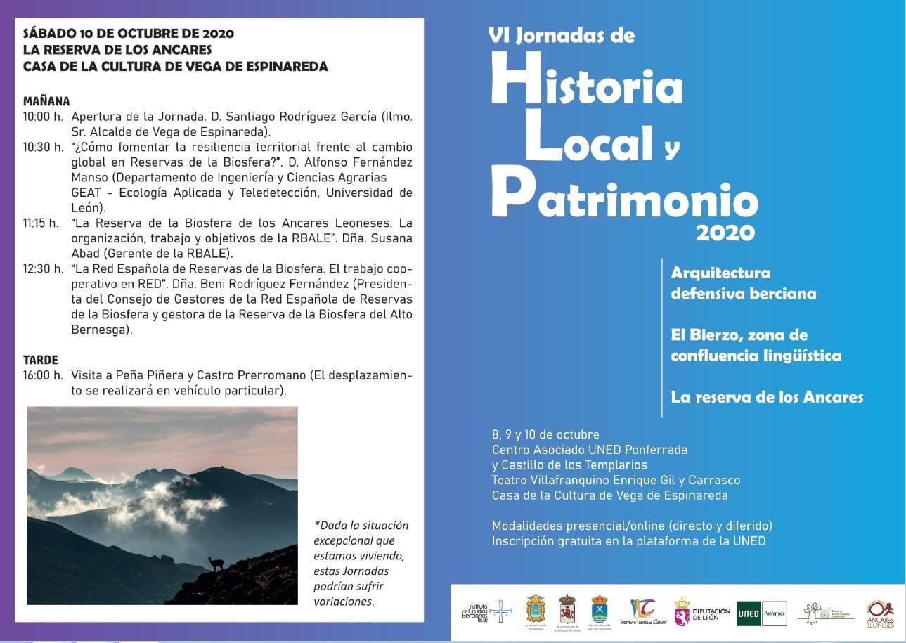 VI Jornadas de Historia Local y Patrimonio 4