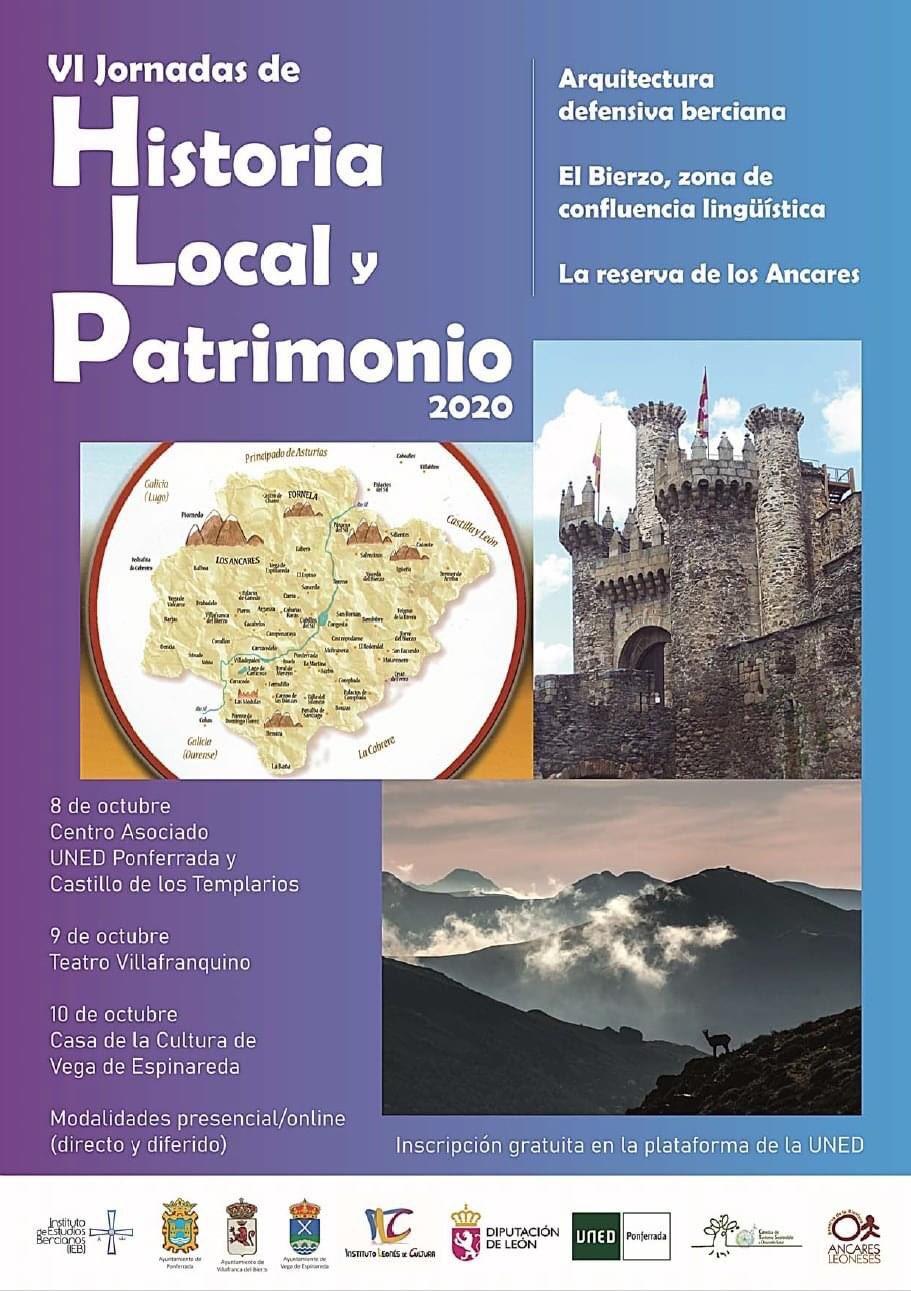 VI Jornadas de Historia Local y Patrimonio 1