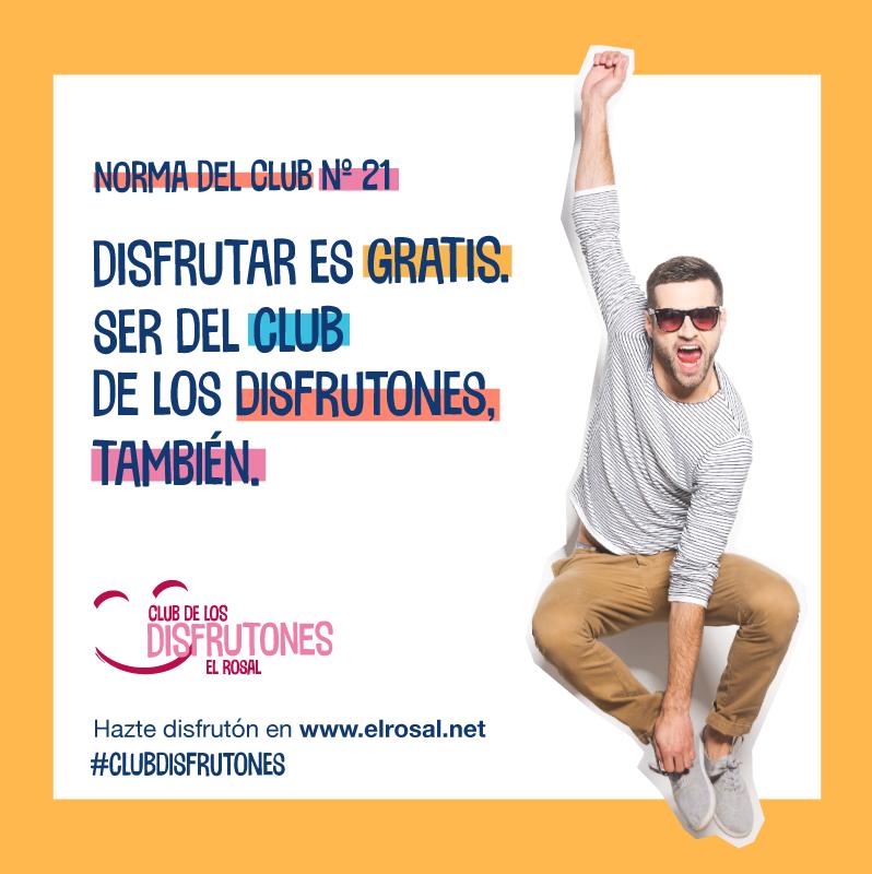 El Rosal lanza el Club de los Disfrutones con descuentos y ventajas exclusivas para sus socios 1