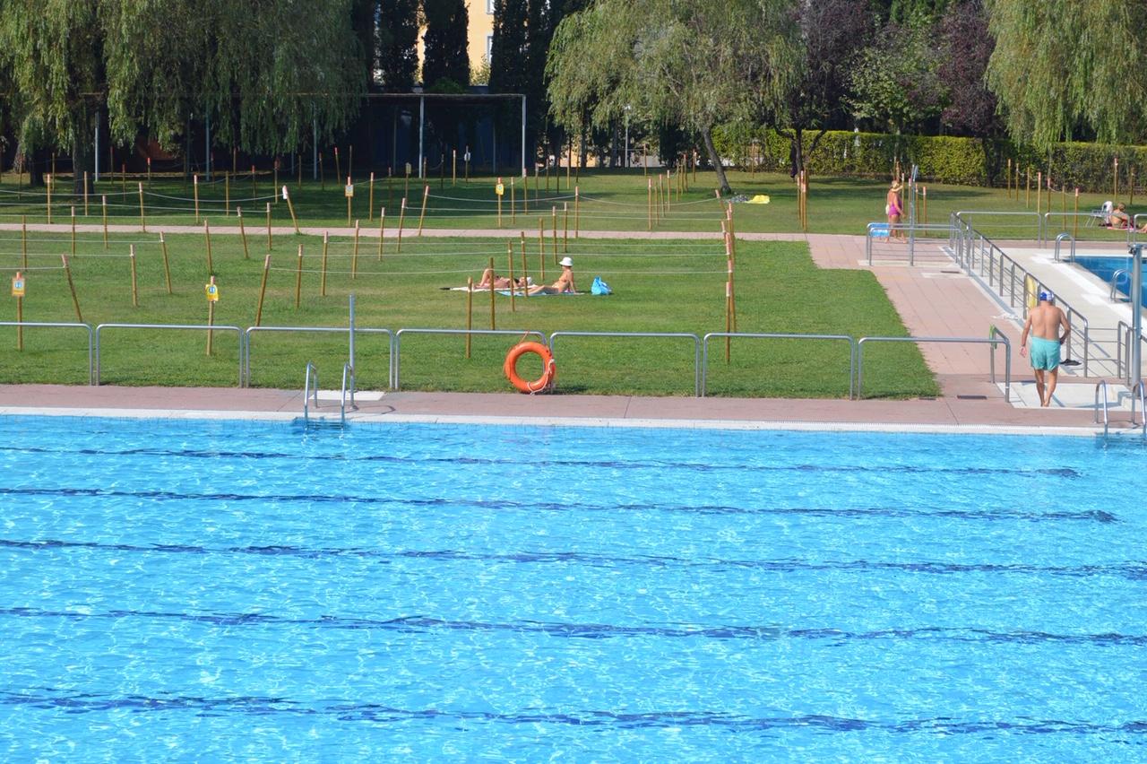 Las piscinas municipales de Ponferrada cierran hoy sus puertas 1