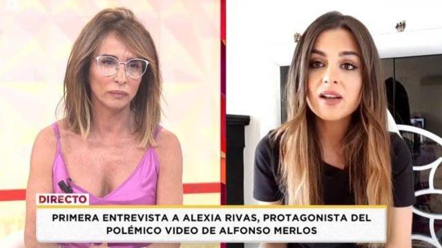 La ponferradina Alexia Rivas tiene una importante oferta de Telecinco sobre la mesa para ser colaboradora en 'Viva la vida' 1