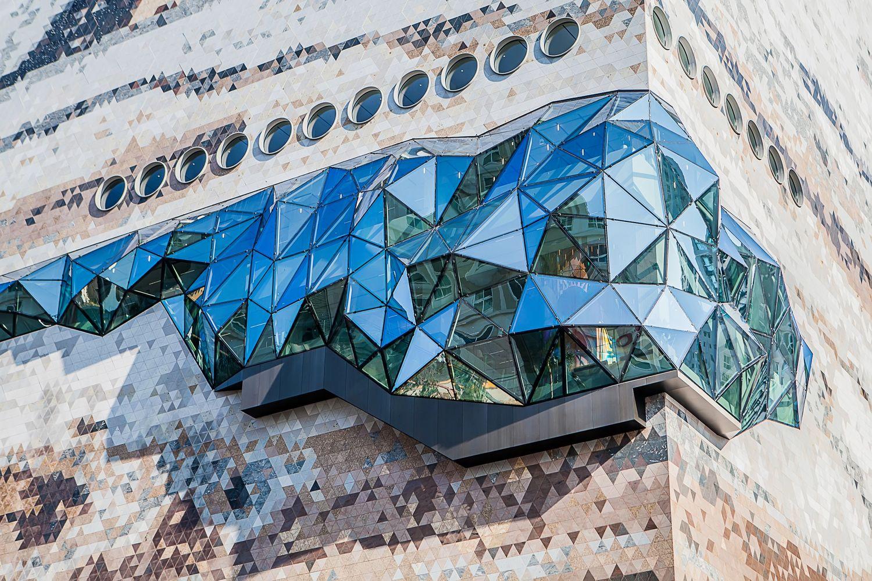 El increíble edificio en Corea que integra el vidrio berciano fabricado en Tvitec 3