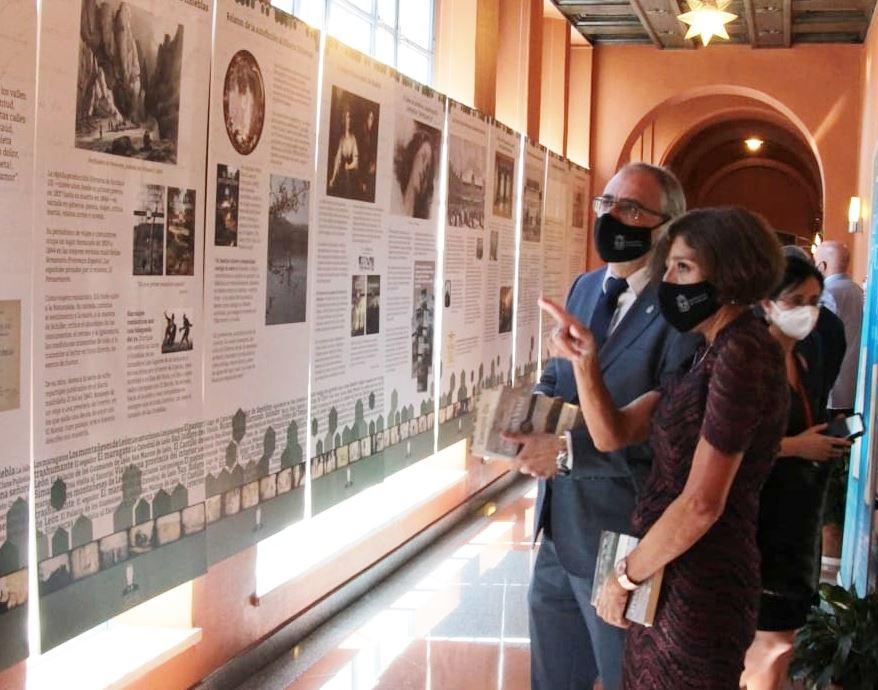 La exposición 'Enrique Gil: un romántico en la construcción de Europa' tendrám un espacio permanente en Ponferrada 1