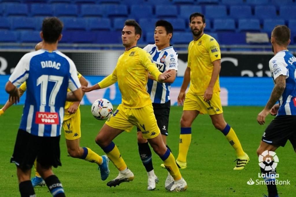 Suspendido el Alcorcón-Ponferradina tras cuatro positivos en el club madrileño 1