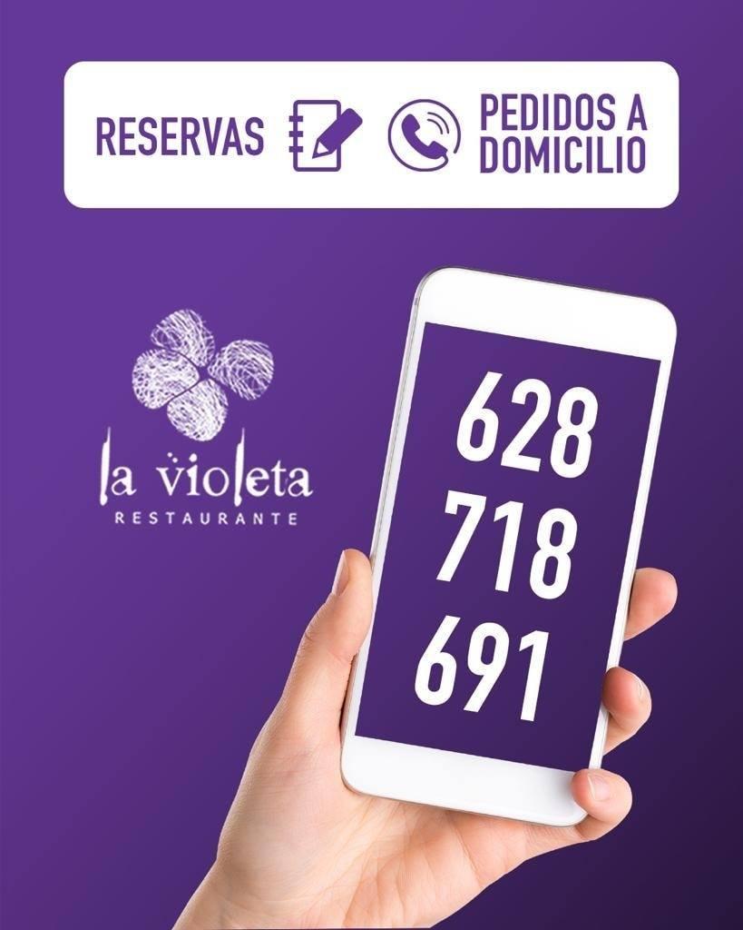 Los Restaurantes La Violeta y La Taberna servirán cenas desde las 20 horas durante el confinamiento perimetral de Ponferrada 2