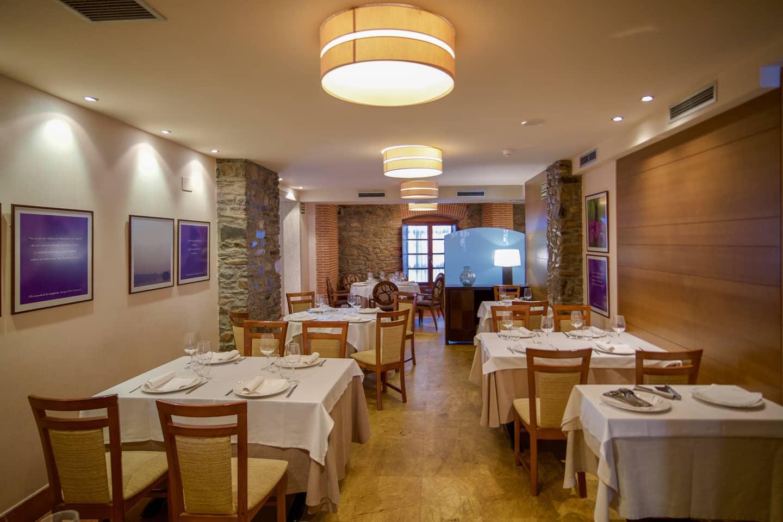 El Restaurante La Violeta prepara un suculento menú para las Jornadas Gastronómicas de El Bierzo que comienzan la próxima semana 2