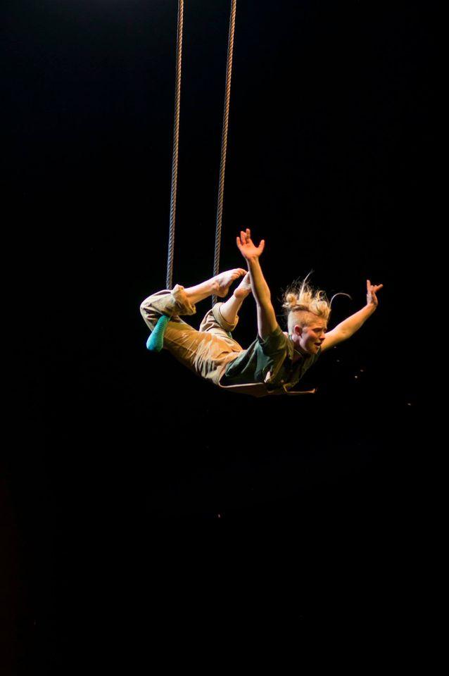 El circo se pasea por el teatro en el ciclo 'Sin red' 3