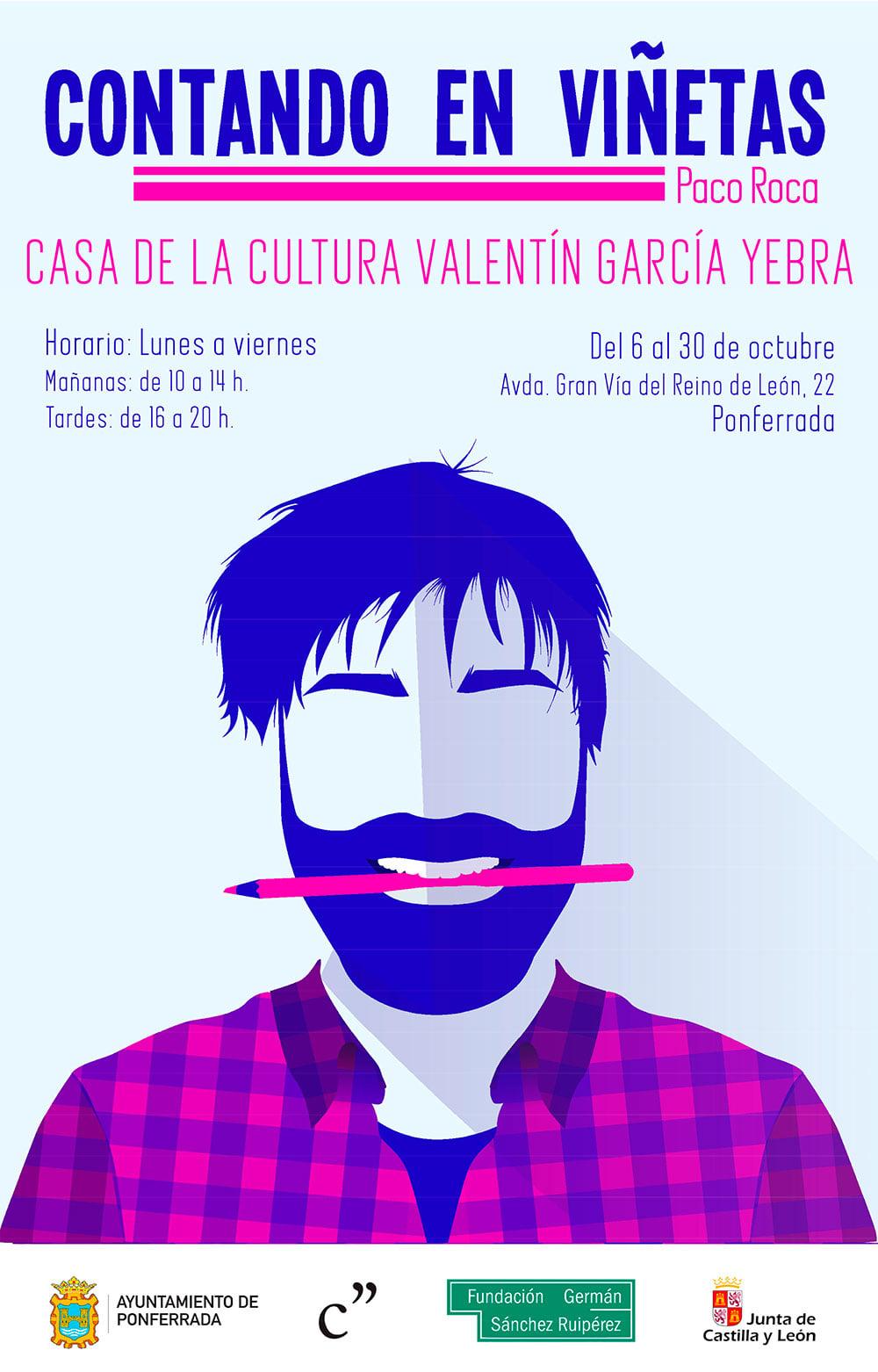 Abre la exposición «Contando en viñetas» del ilustrador valenciano Paco Roca 2