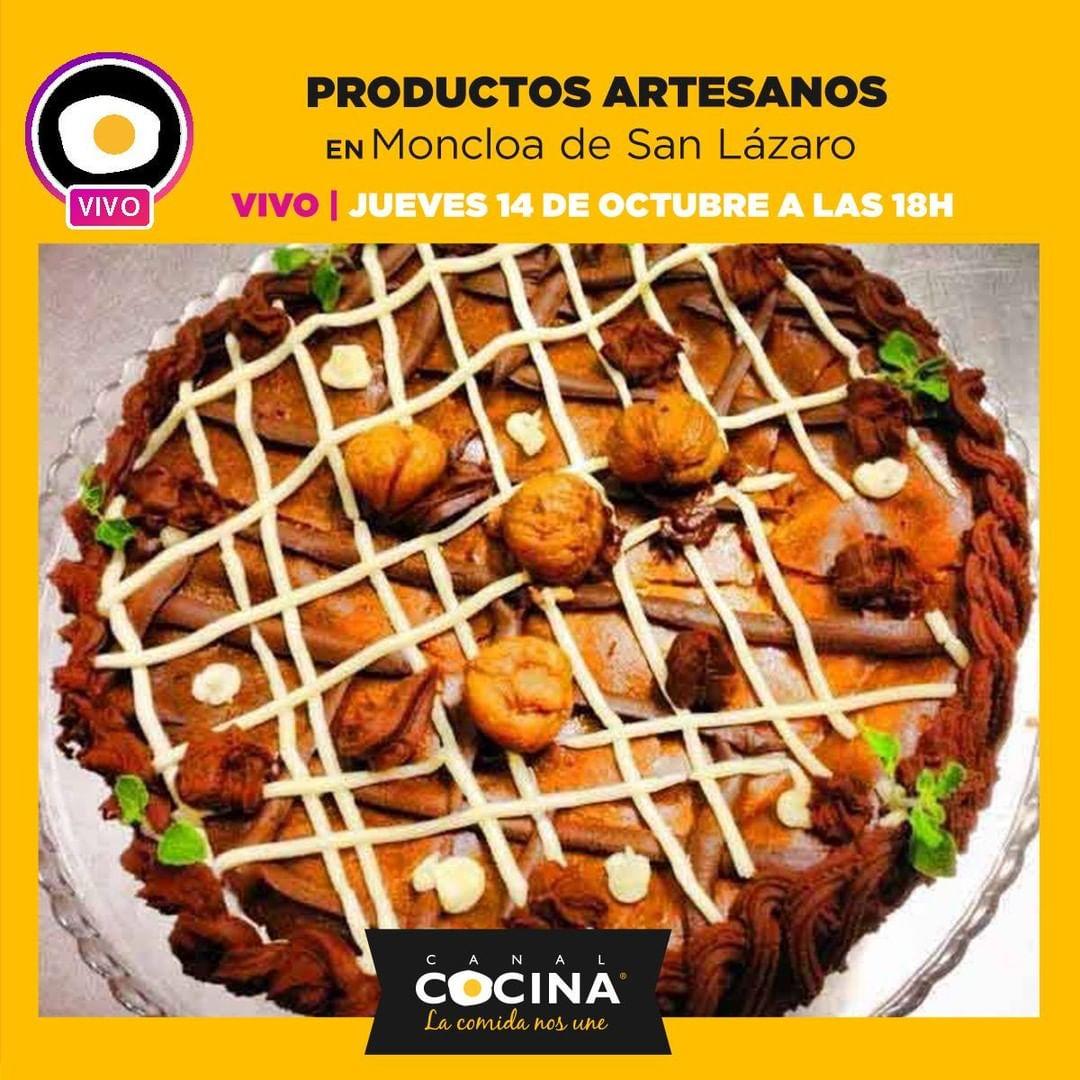 La Moncloa de Cacabelos realizará un directo en el Instagram de Canal Cocina con su famosa tarta de Castañas 3