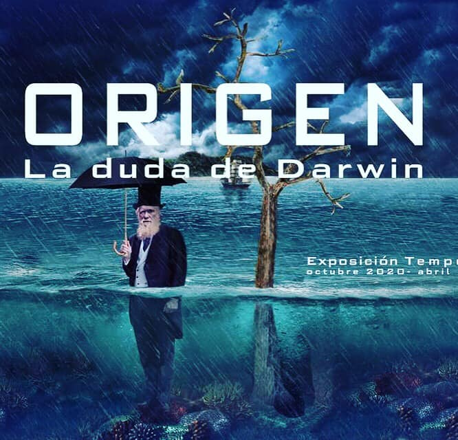 ORIGEN. La duda de Darwin 1