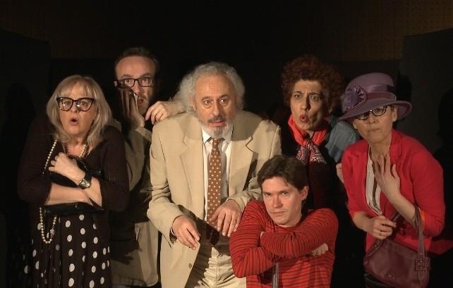 La Rue Teatro presenta la obra 'Un Barrio' este sábado en Cubillos del Sil 1