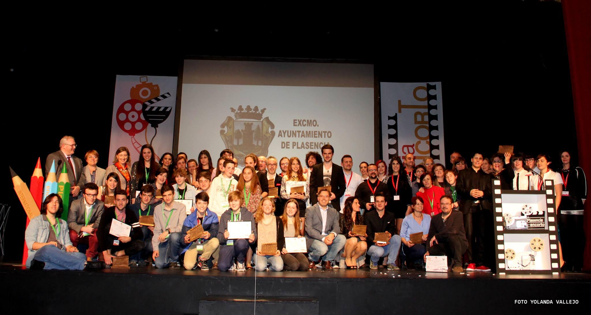 Dos cortos realizados por estudiantes bercianos participan en el festival 'Plasencia en corto' 1