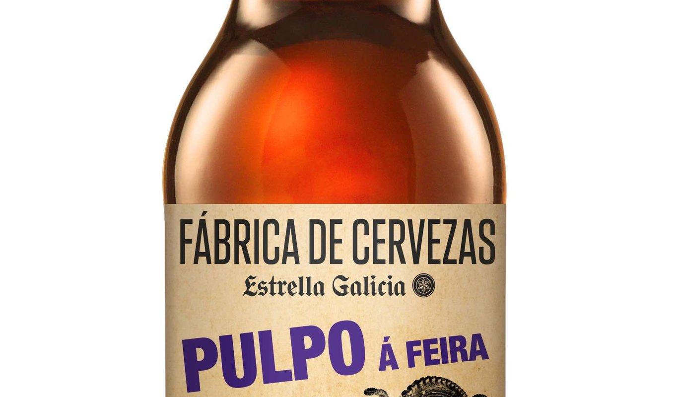 Estrella Galicia crea una cerveza con sabor a 'Pulpo a feira' 1