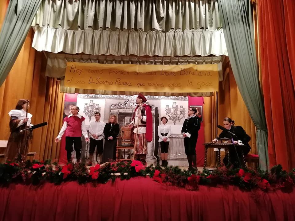 El histórico Salón de Actos del Colegio Diocesano San Ignacio se reinaugura hoy totalmente adaptado a los nuevos tiempos 7