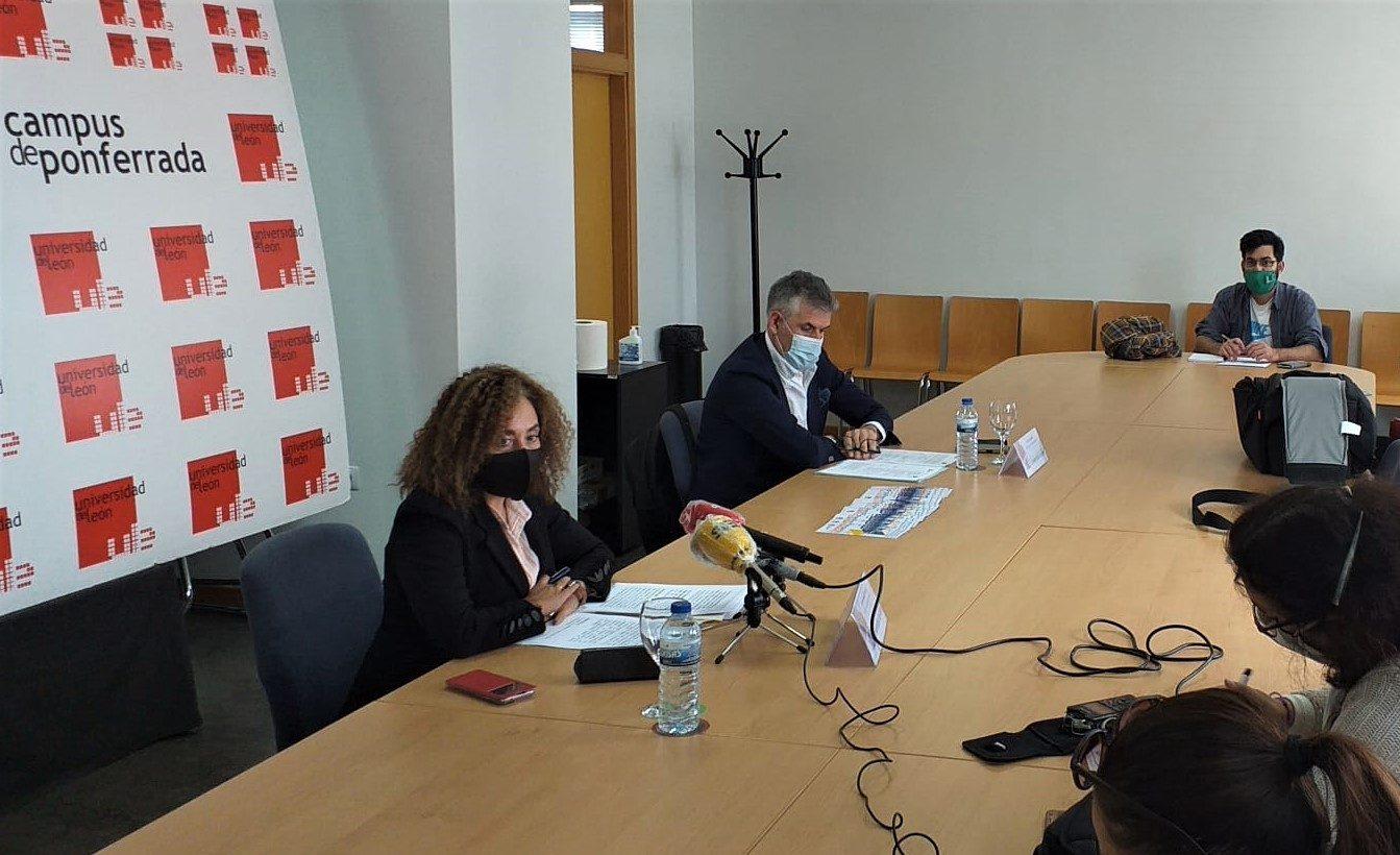 Ponferrada acogerá el nuevo título propio sobre 'Internet de las cosas' a partir de enero 1