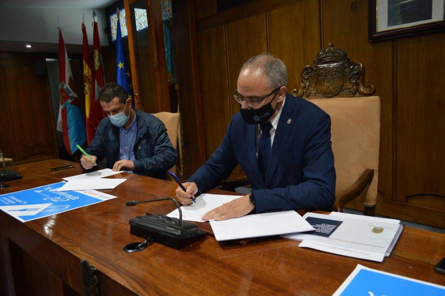 EL Ayuntamiento de Ponferrada pondrá en la calle 2.200 tarjetas para incentivar el comercio y la hostelería de la ciudad 2
