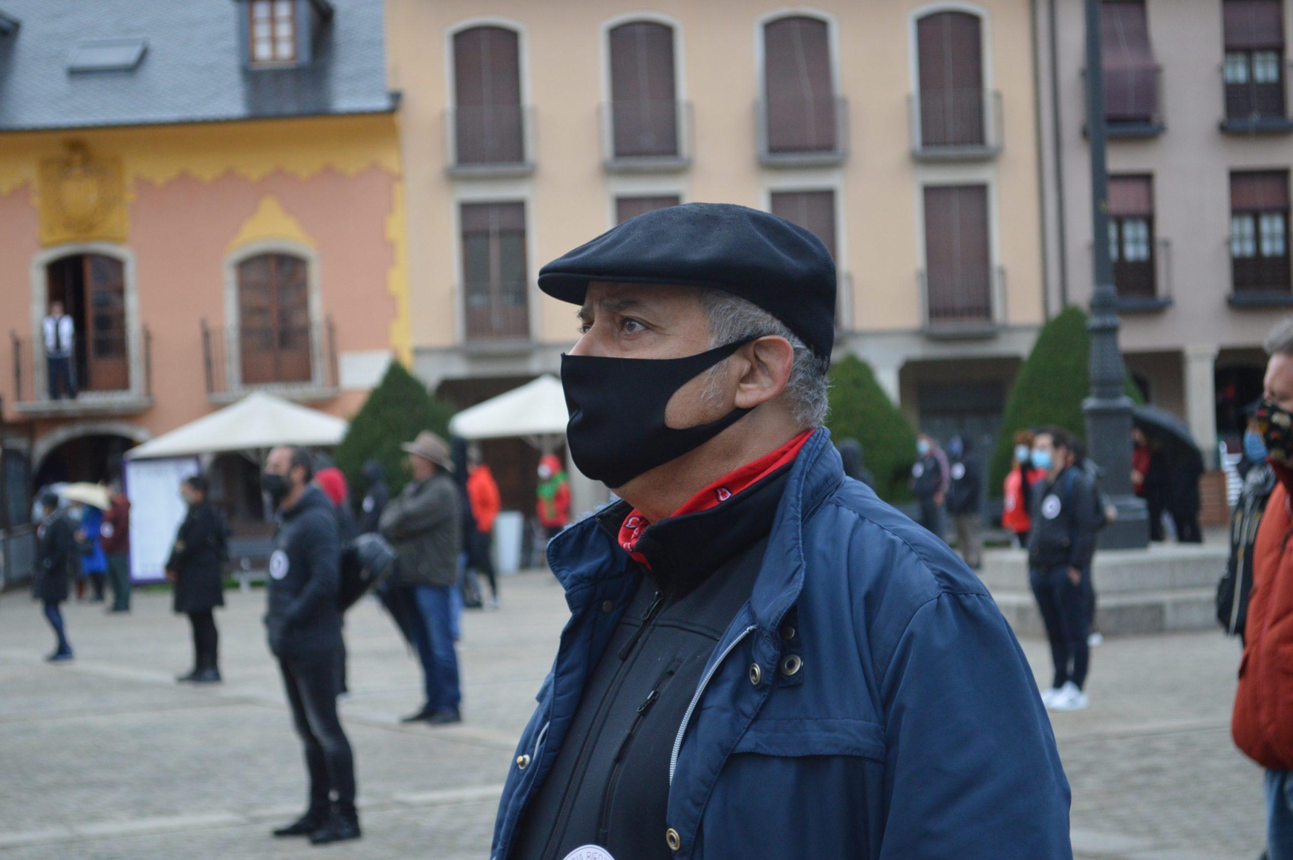 VÍDEO #Alertarojabierzo reivindica los derechos de la cultura y los eventos 10