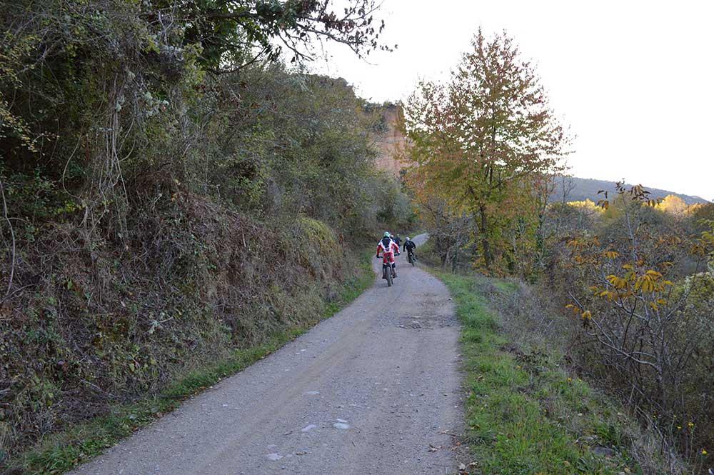 Las barrancas de Santalla - Ruta para todas las edades 7