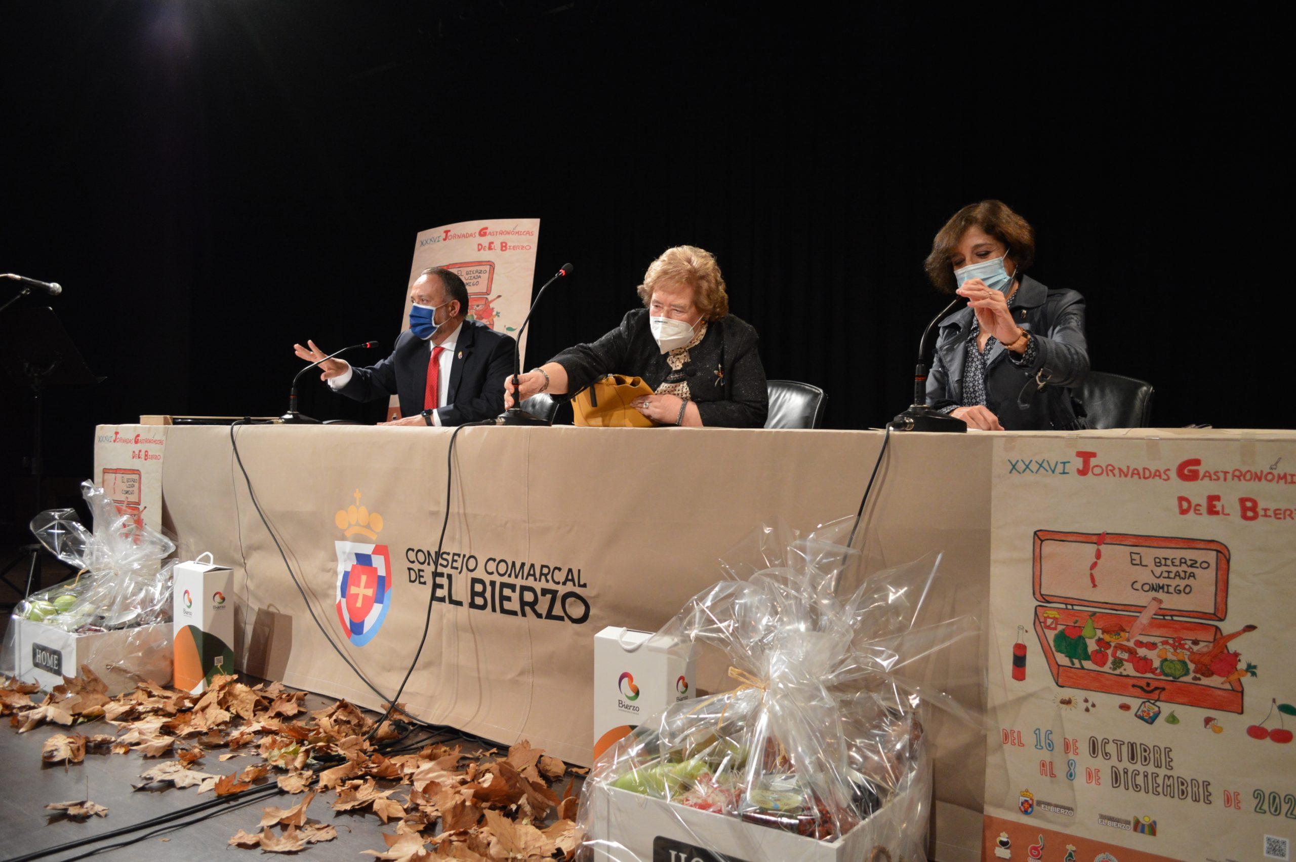 Arrancan las Jornadas Gastronómicas de El Bierzo con el pregón de su mantenedora Yolanda Ordás 5