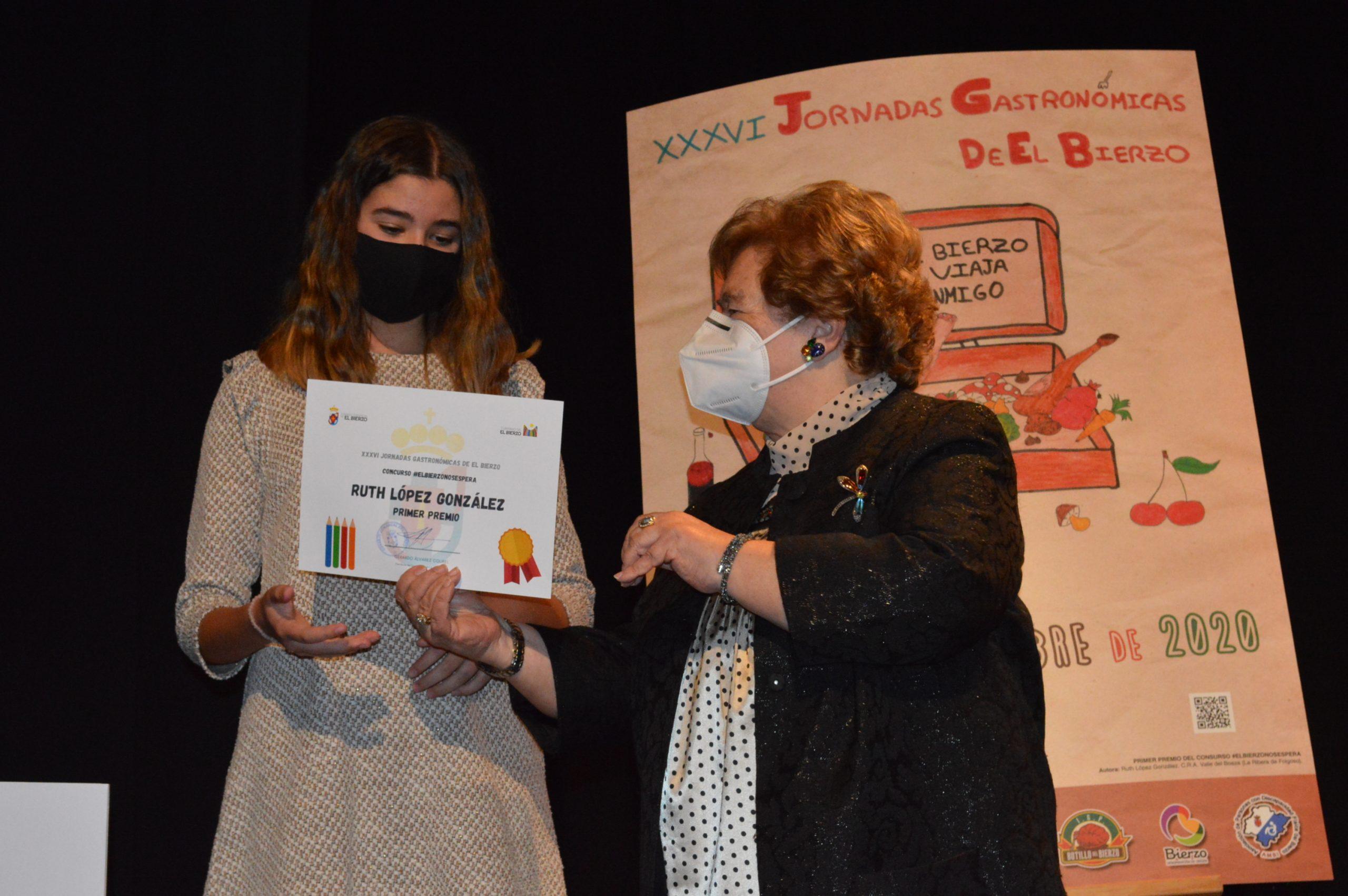 Arrancan las Jornadas Gastronómicas de El Bierzo con el pregón de su mantenedora Yolanda Ordás 14