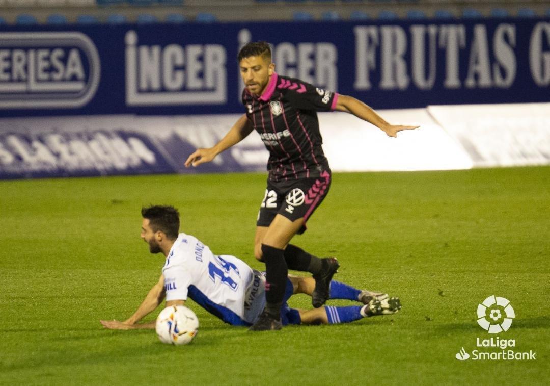 La Ponferradina se queda los tres puntos en un partido muy sufrido ante un correoso Tenerife (1-0) 5