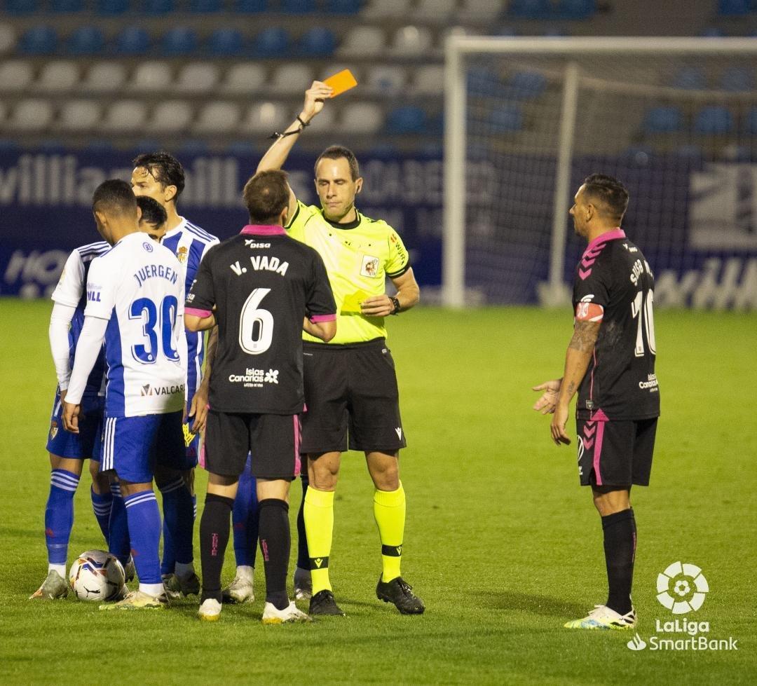 La Ponferradina se queda los tres puntos en un partido muy sufrido ante un correoso Tenerife (1-0) 3
