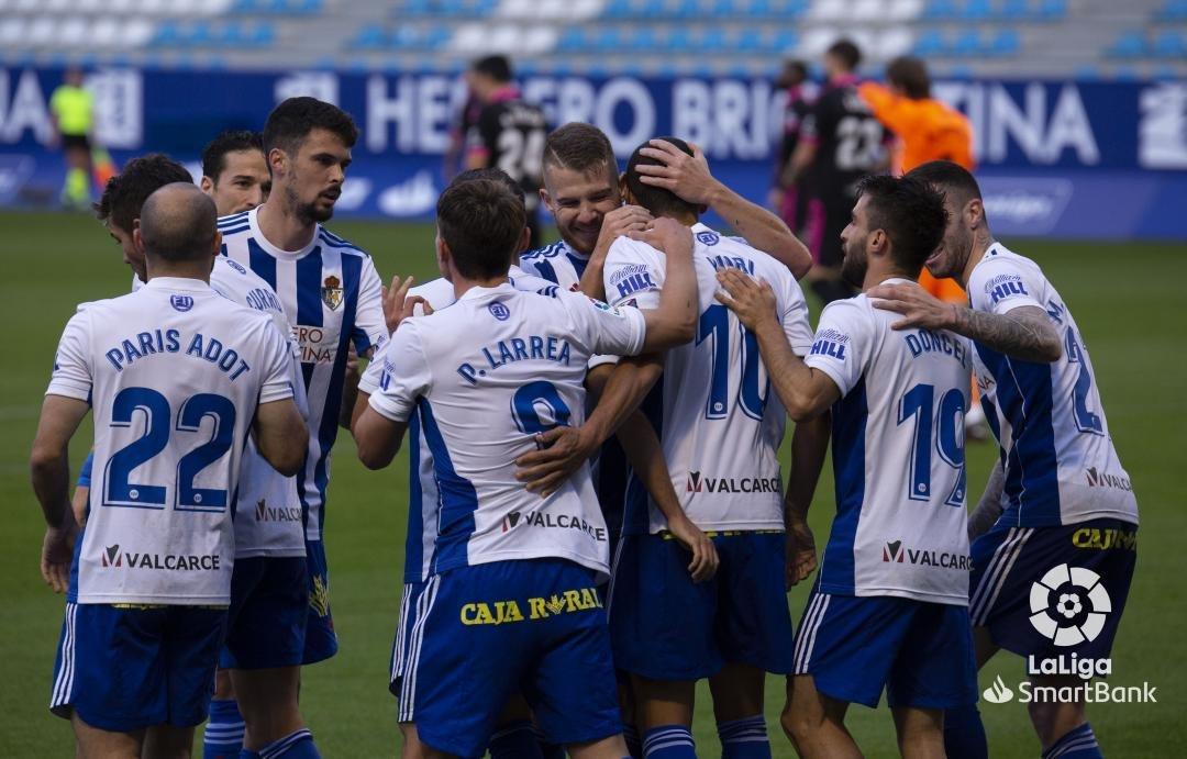 La Ponferradina se queda los tres puntos en un partido muy sufrido ante un correoso Tenerife (1-0) 1