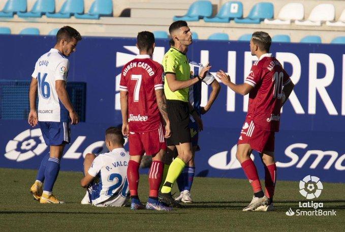 La Ponferradina no se adapta a las ausencias y lo paga en el resultado ante un sólido Cartagena (2-0) 4