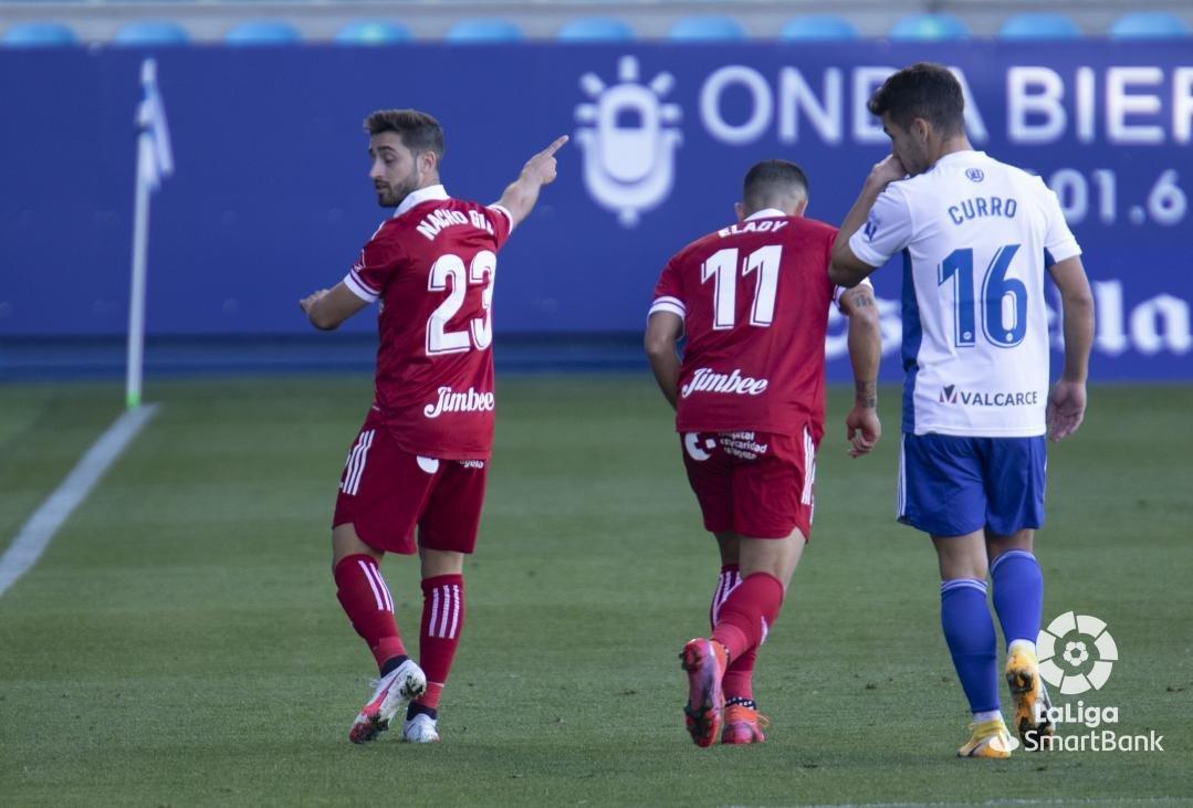 La Ponferradina no se adapta a las ausencias y lo paga en el resultado ante un sólido Cartagena (2-0) 5