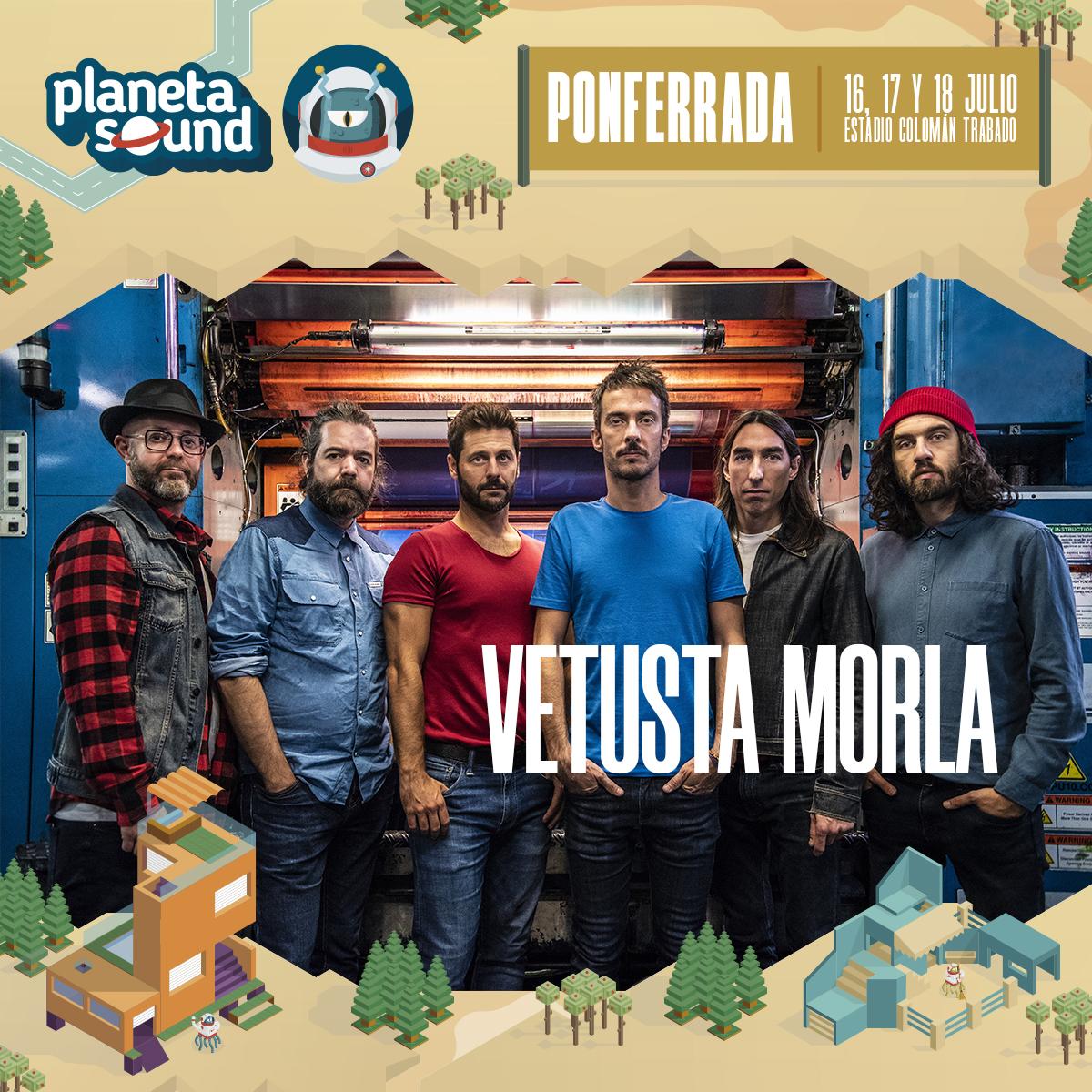 Planeta Sound presenta a Vetusta Morla como su primera confirmación para el cartel 2021 3