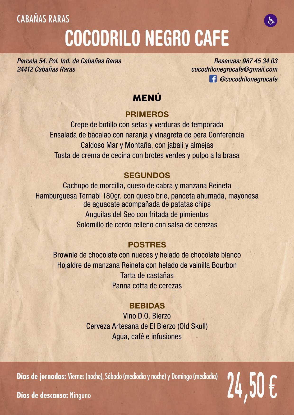 XXXVI Jornadas Gastronómicas De El Bierzo 2020. Consulta los restaurantes y menús 2