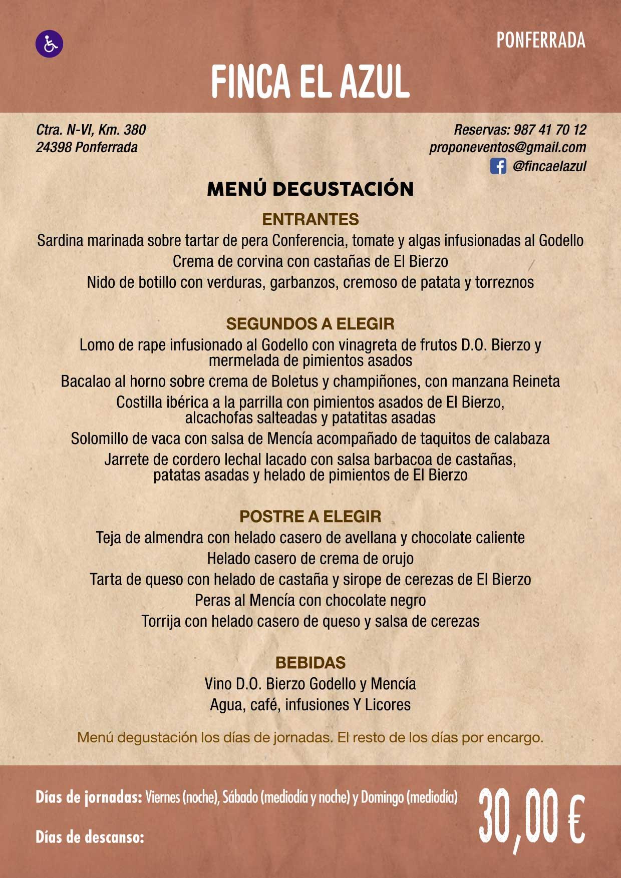 XXXVI Jornadas Gastronómicas De El Bierzo 2020. Consulta los restaurantes y menús 17