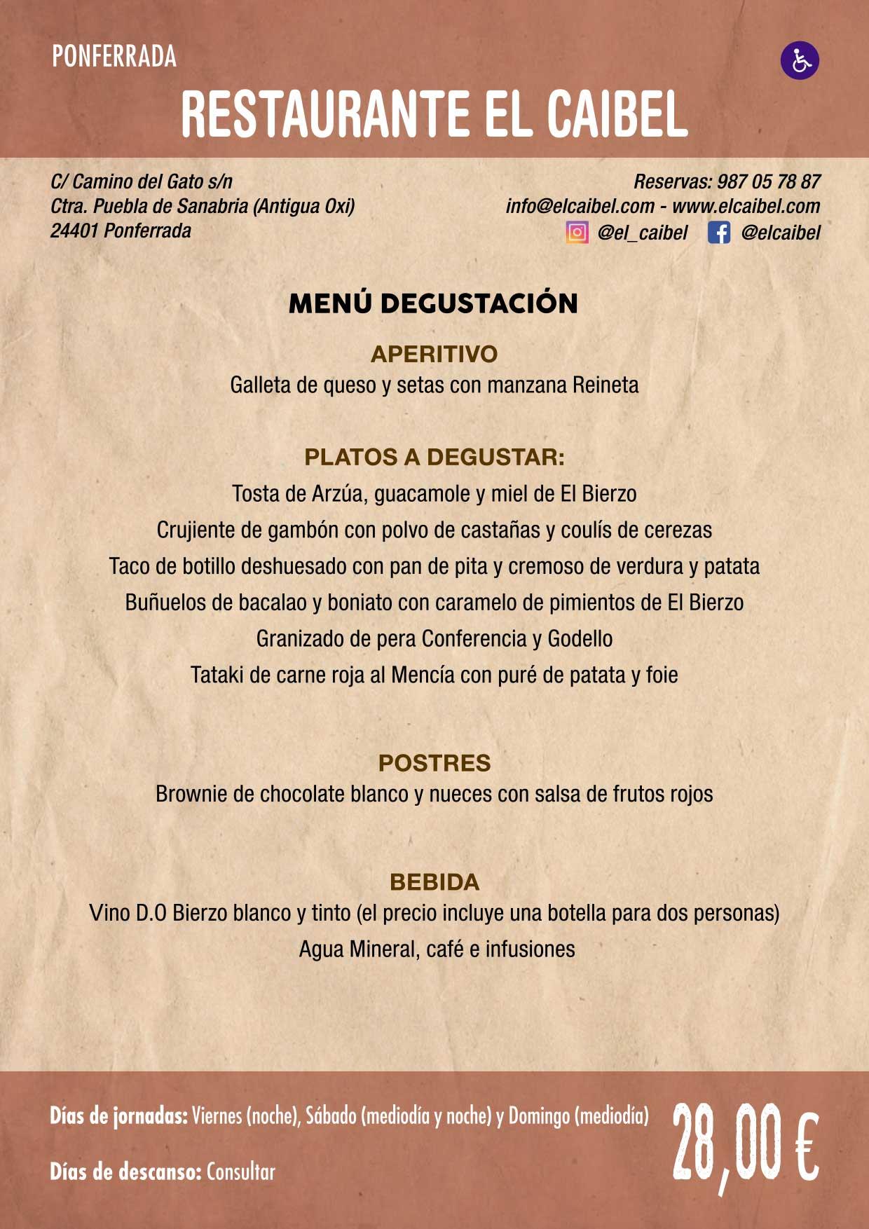 XXXVI Jornadas Gastronómicas De El Bierzo 2020. Consulta los restaurantes y menús 18