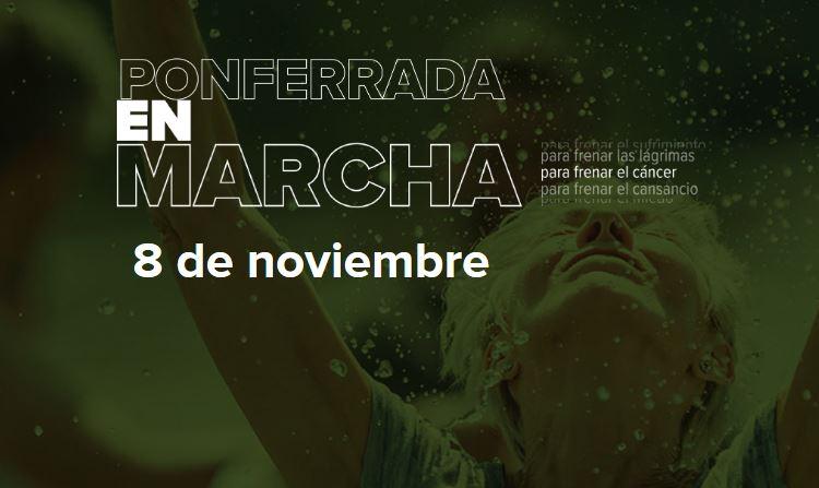 La Aecc organiza la carrera más larga de la historia con parada en Ponferrada el 8 noviembre 1