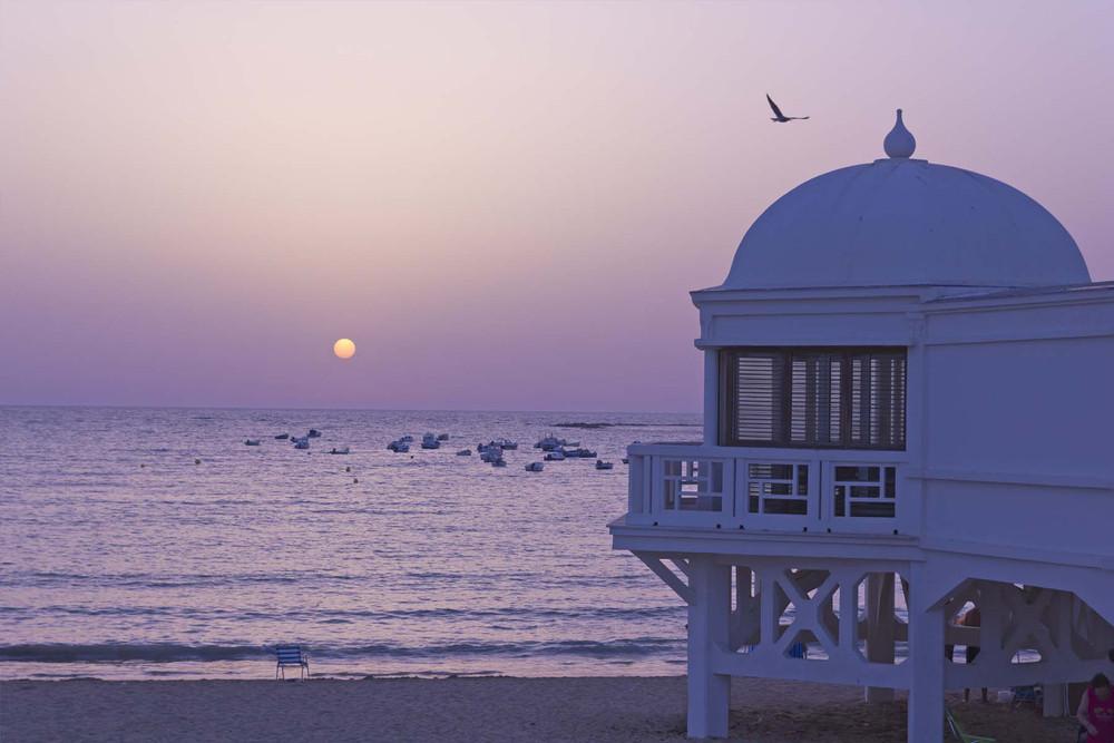 El atardecer desde Las Médulas segundo más bello de España según la Revista Traveler tras La Caleta, en Cádiz 2