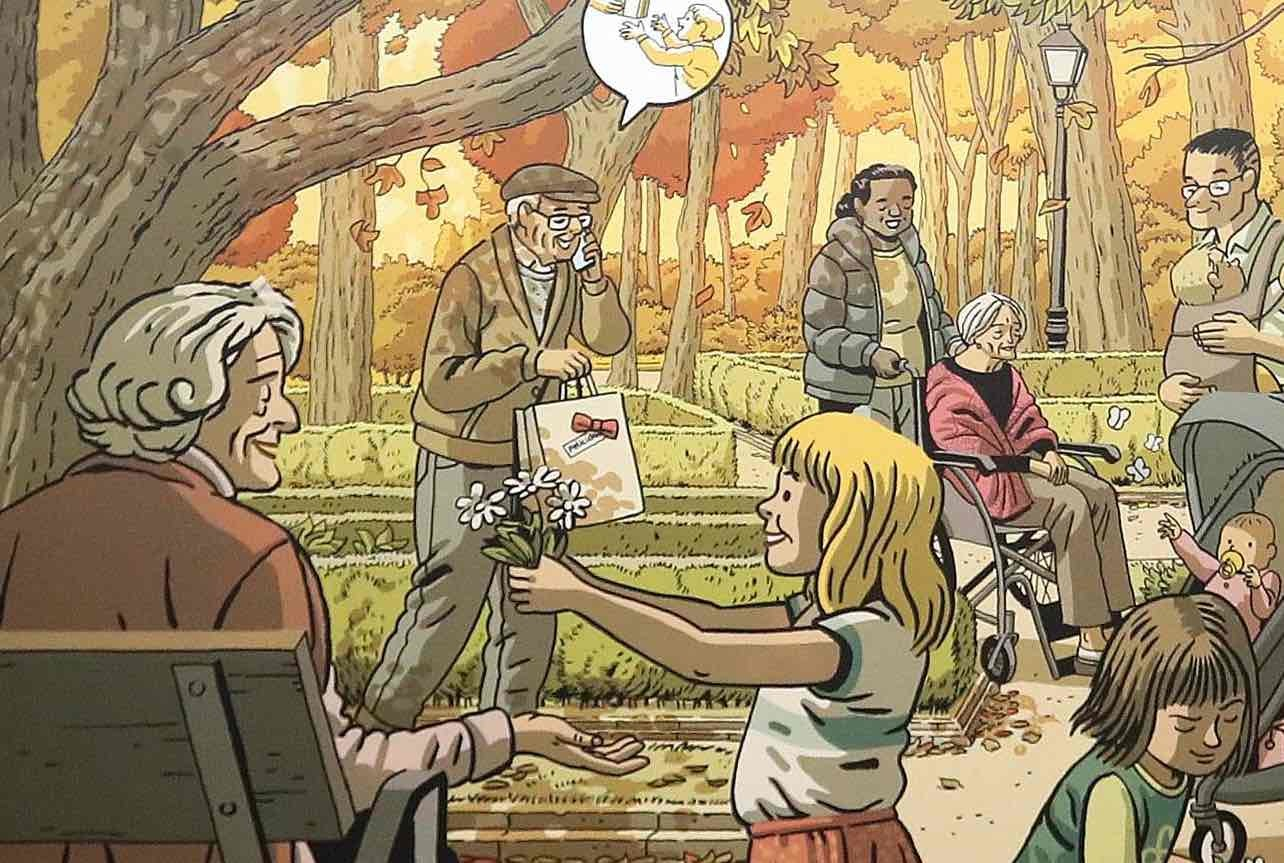 Abre la exposición «Contando en viñetas» del ilustrador valenciano Paco Roca 1