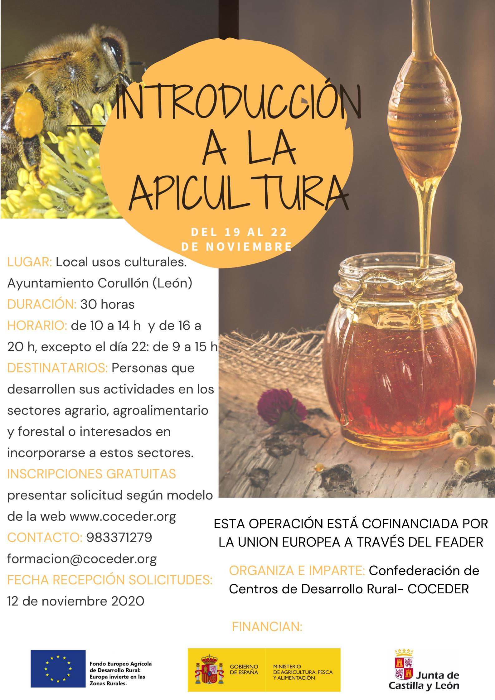 Cursos de Apicultura y Agricultura Ecológica promovido por Alzheimer Bierzo 1