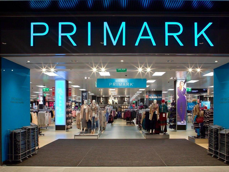 Primark ultima los detalles para su apertura el Centro Comercial Espacio León 1
